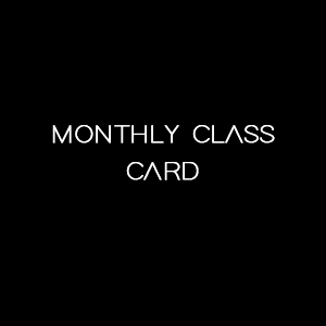 MONTHLY CLASS CARDS